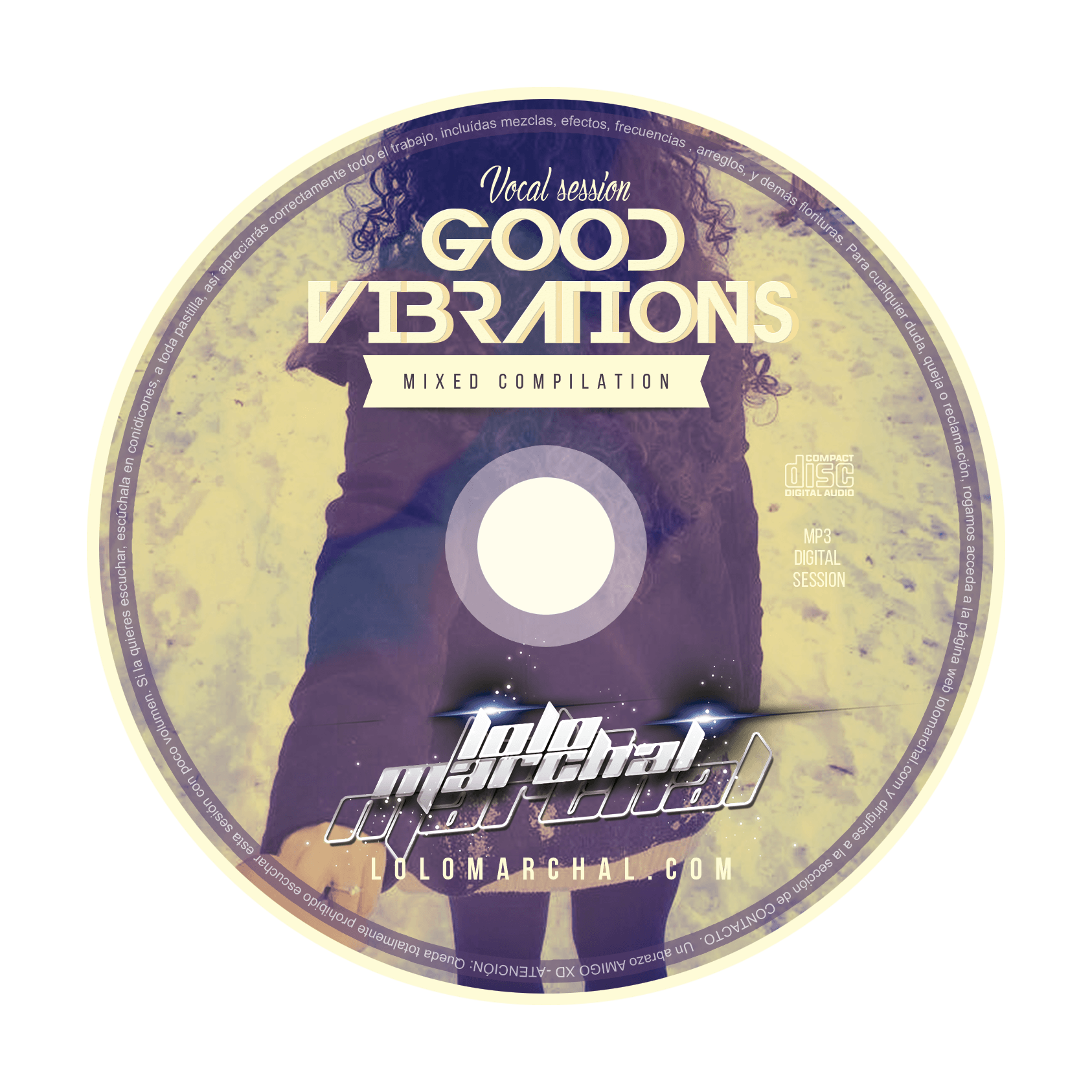 Lolo Marchal - Good Vibrations